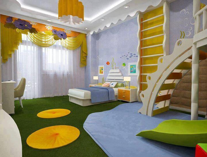 chambre d'enfant_une