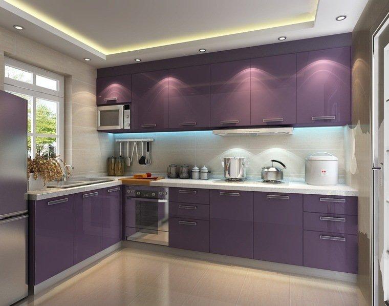 Quelles couleurs choisir pour une cuisine quip e ma - Quelle couleur pour une cuisine ...