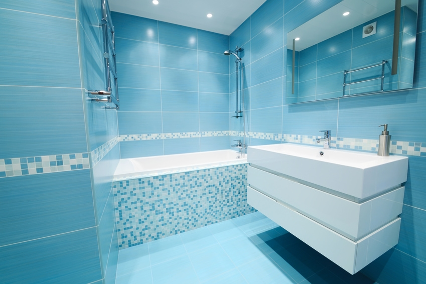 quelle couleur choisir pour la salle de bains ma deco maisons. Black Bedroom Furniture Sets. Home Design Ideas