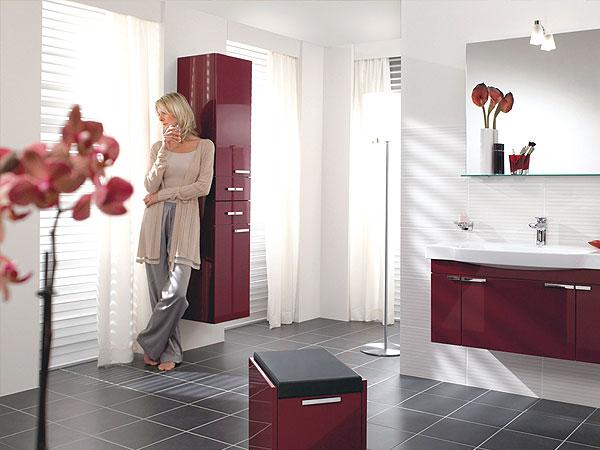 Les accessoires indispensables pour une salle de bains - Modele salle de bain contemporaine ...
