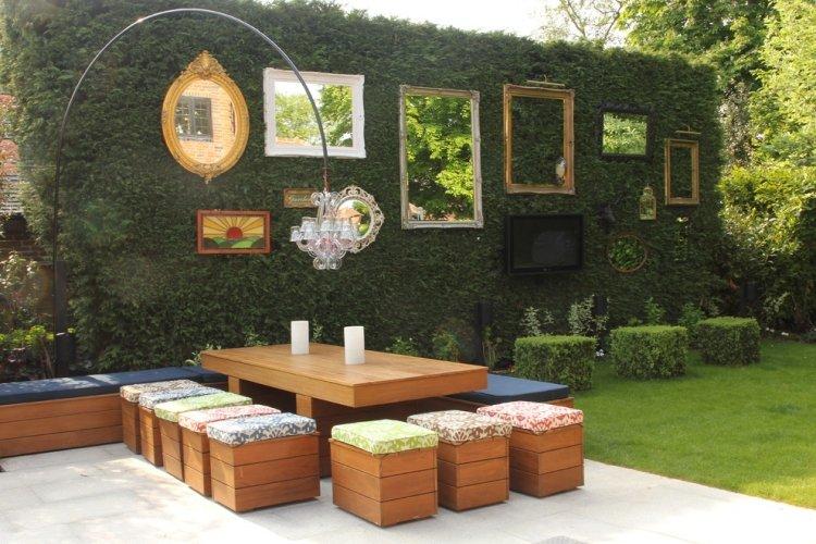 Beautiful Deco De Jardin Design Images - Design Trends 2017 ...