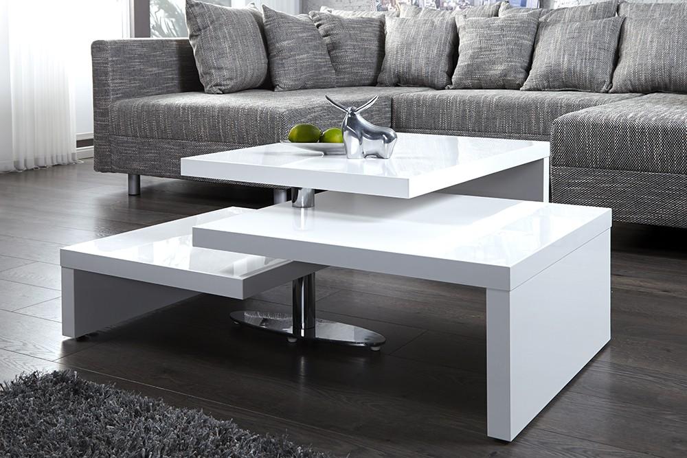 La table basse, un atout pour son salon - Ma deco maisons